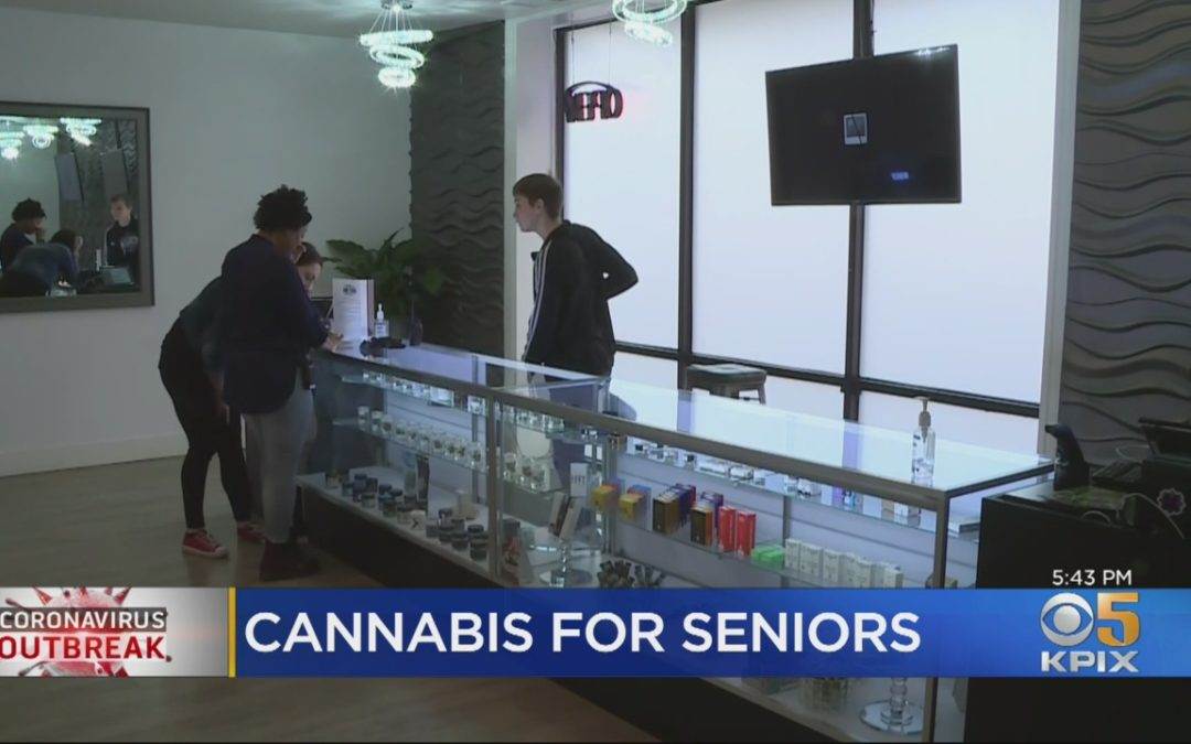 Dispensaries Set Aside Time For Seniors and More