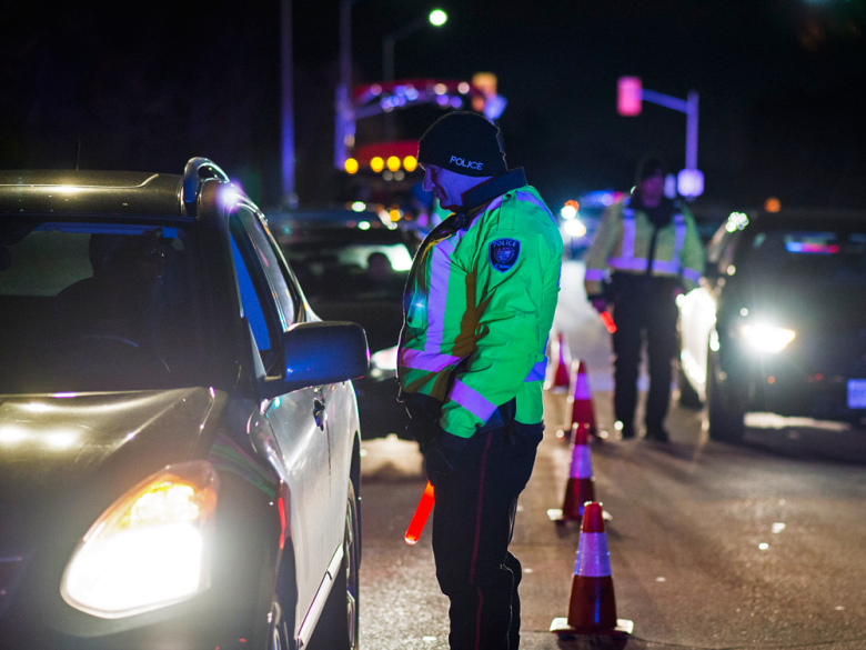 Saliva Test For Impaired Drivers
