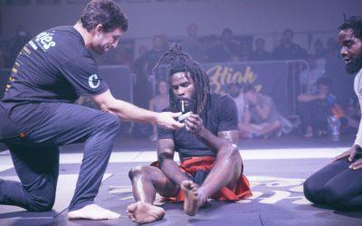 Jiu Jitsu Meets Cannabis