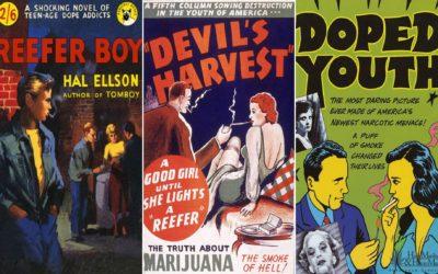 1951 Anti Cannabis Ad
