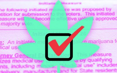 5 States Pass Marijuana Legalization